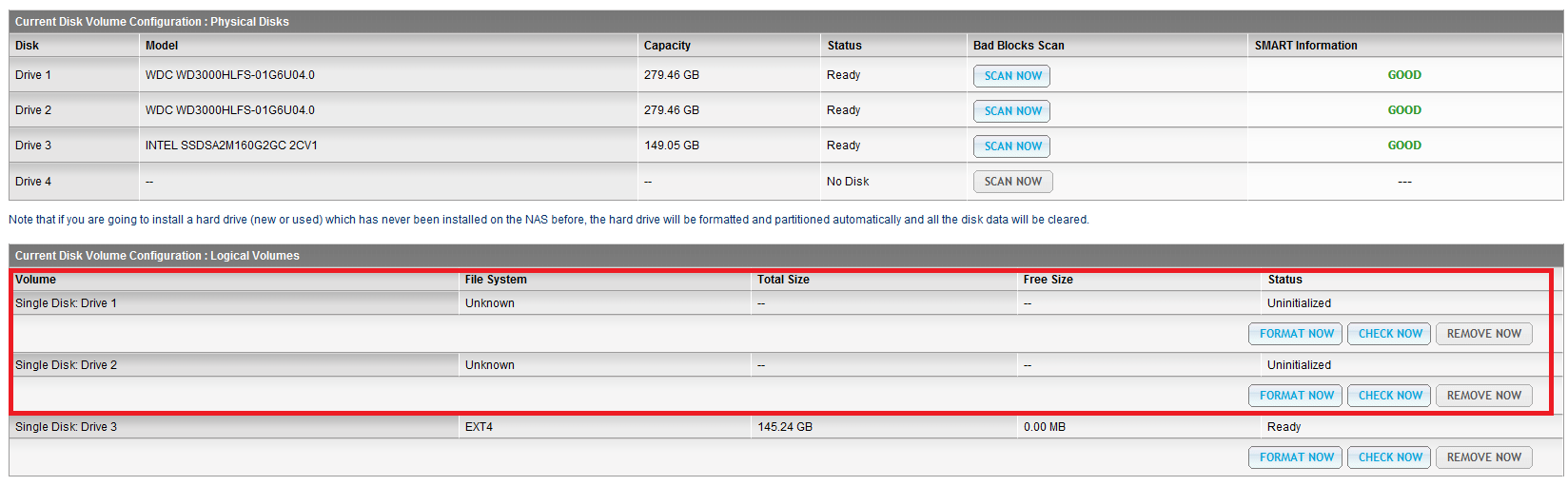 How To Troubleshoot a Broken RAID Volume On a QNAP Storage Device