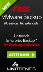 Unitrends Enterprise Backup Free Edition